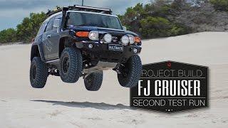 Toyota FJ Cruiser Baja Videos