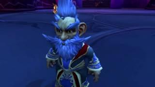 Миллхаус Манашторм  Самый крутой гном в World of Warcraft