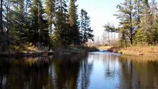 Medicine River - BWCAW Canoe Journey - music video by Joe Paulik
