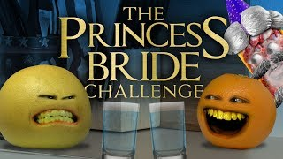 Annoying Orange - The Princess Bride Challenge (Battle of Wits)