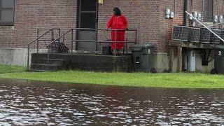 "Hurrikan ""Florence"" setzt North Carolina unter Wasser"