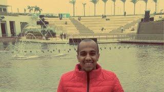 كايرو فستيفال سيتي مول Cairo Festival City Mall - فلوج VLOG 01 - عبدالله جامبو