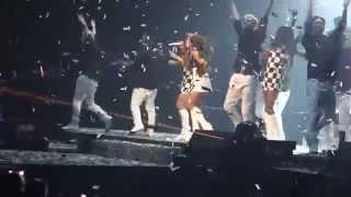 Ariana Grande 'Problem' live in Milwaukee, WI on February 28 2015