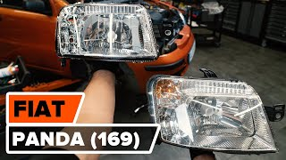 Installation Tandemhauptbremszylinder FIAT PANDA: Video-Handbuch