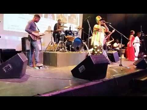 Rasta nkhushu tribute to lucky dube songs live .at state thearter 2016