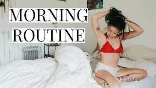 MY MORNING ROUTINE ♥