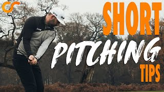 EASY WAY TO PITCH THE GOLF BALL