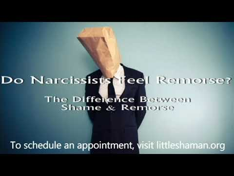 Do Narcissists Feel Remorse? The Difference Between Shame