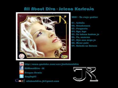 Jelena Karleusa - 2001 - 08 - Mene pale