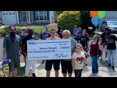 Peak Charter Academy Student Named a 2020 CollegeBound Scholarship Recipient