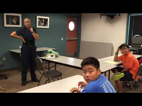West Valley Shelter Interview [2016 10. 2]