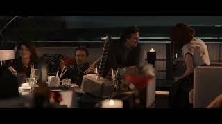 Мстители:Тор в шоке от Капитана Америки!!!