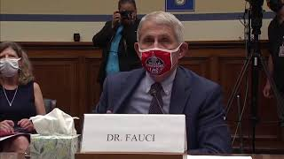 LIVE: Dr. Anthony Fauci testifies before U.S. House COVID-19 panel