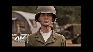 "Steve Rogers Entrenando ""Bandera & Granada"" LATINO 4k (Ultra-HD) Capitán América Primer Vengador"