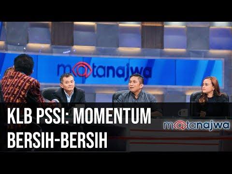 PSSI Bisa Apa Jilid 3: Saatnya Revolusi - KLB PSSI: Momentum Bersih-bersih (Part 5) | Mata Najwa