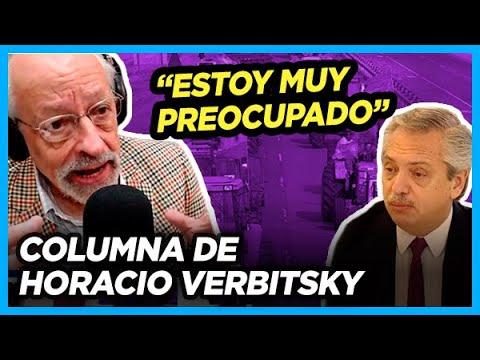 Verbitsky revela las amenazas a Alberto y ataques a Cristina por parte de la Sociedad Rural