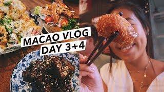 What To Eat in Macau   Food Tour & Travel Vlog screenshot 5