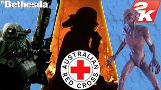 2K & Bethesda & Final Render - Australian Bush Fire Relief