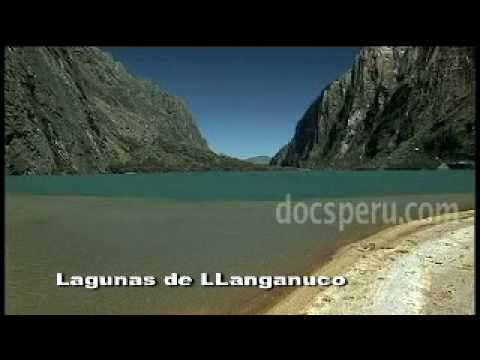 Water in PERU weather preinca remains .Travel  Represas , canales  Perú. Destination Ancash  Peru.