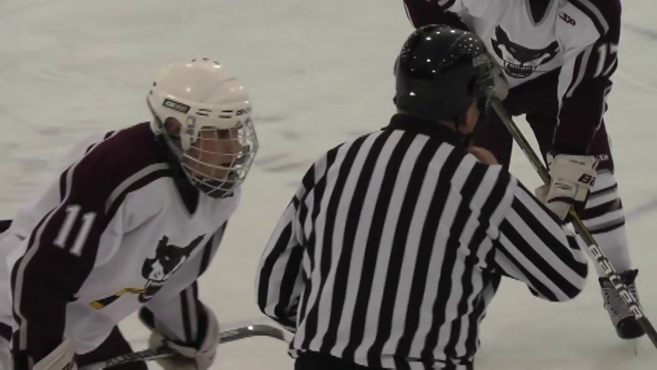NCCS - Plattsburgh Hockey  2-1-12
