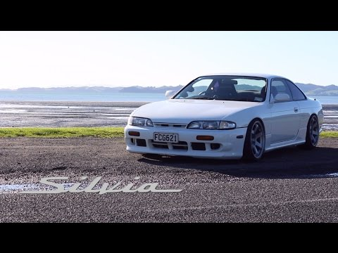 Anton's 1996 Nissan Silvia S14 / Built for the Street
