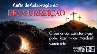 Culto de Celebração da Ressurreição Rev. Vagner Ferreira (1Reis 19:1-5 e João 20:19) - 12/04/2020