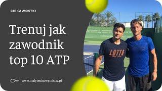 Akademia Tenisowa David Ferrer - Jávea (Alicante) / Trenuj jak zawodnik TOP 10