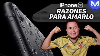 SI ODIAS EL iPhone SE 2, NO VEAS ESTE VIDEO!!!!!!!