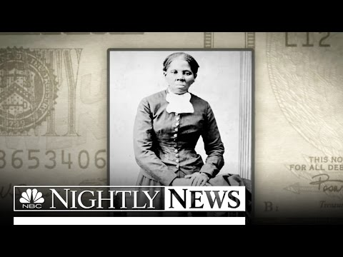 Will Harriet Tubman Replace Andrew Jackson On $20 Bill? | NBC Nightly News