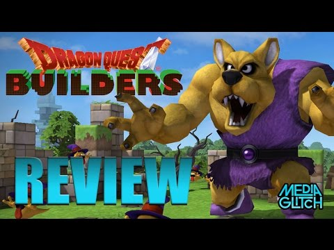 Save DRAGONS QUEST BUILDERS REVIEW Images