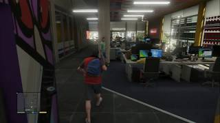 Grand Theft Auto V - Friend Request: Micheal Lifeinvader Close Porn on Browser Pop Upload Virus PS3