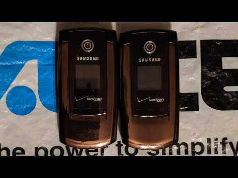 Verizon Wireless Samsung Renown (SCH-U810)