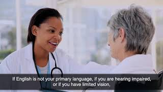 Charity Care - Spanish (subtitles)