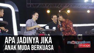 Download lagu Muda Berkuasa: Apa Jadinya Jika Anak Muda Berkuasa (Part 6) | Mata Najwa