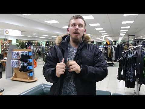 видео: Укороченная куртка splav «Аляска», натуральный мех | 4797руб. ($78)