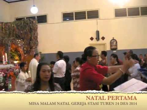NATAL PERTAMA (THE FIRST NOEL)