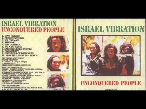 Israel Vibration - Unconquered People +dub version - Full album 1980