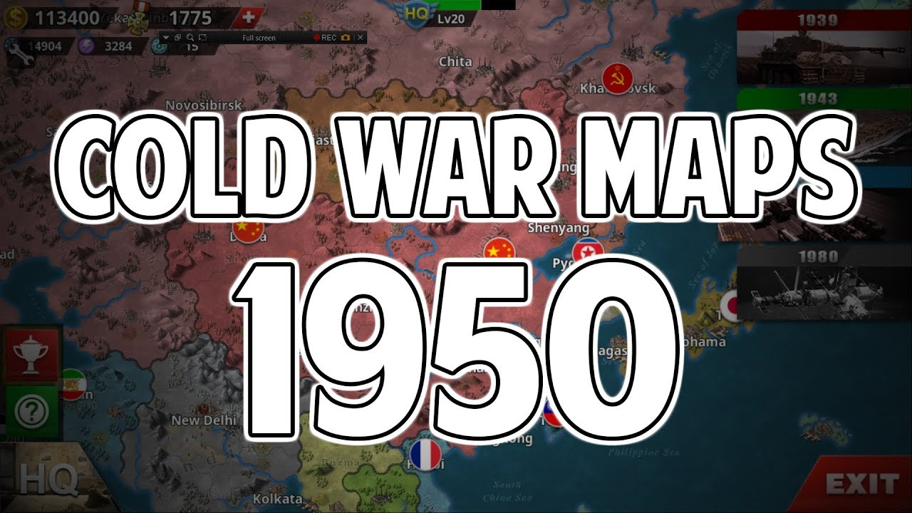 World conqueror 4 1950 conquest map and scenario maps youtube world conqueror 4 1950 conquest map and scenario maps war master gumiabroncs Choice Image