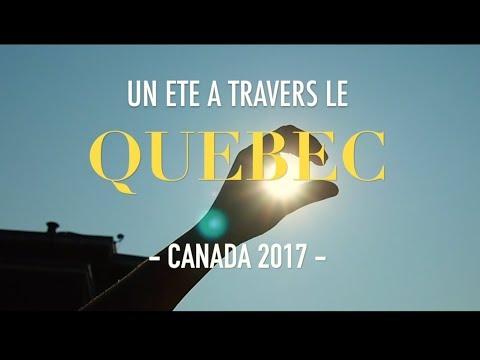 Road trip • Canada • Québec