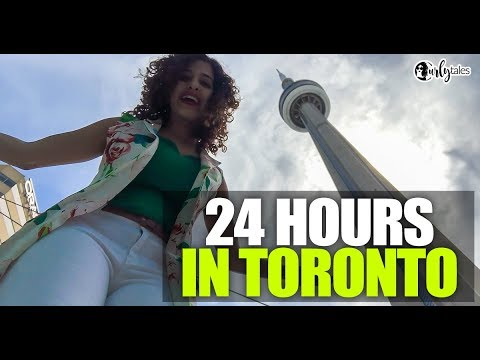 24 Hours In Toronto | Always Tripin' Episode 3 | Curly Tales