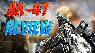 Bullet Force Update - AK 47 Weapon Review