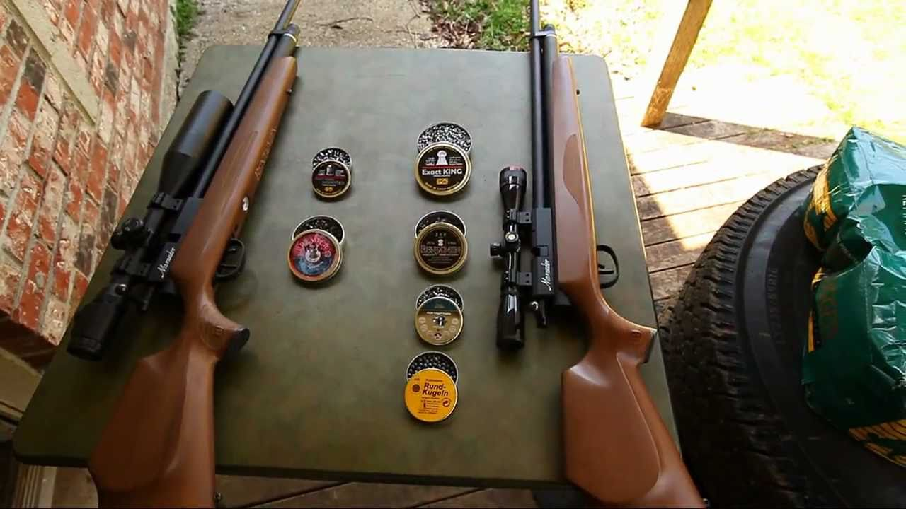 Crosman/Benjamin Marauder Pellet Gun Review | Pellet Guns 1 com