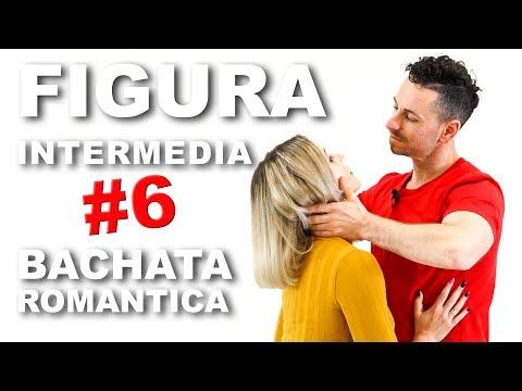 20. Figura de BACHATA Intermedia #6 | Cómo Bailar Bachata | Alfonso y Mónica | Pasos de bachata