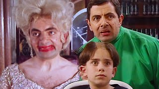 bean-makeover-funny-clips-mr-bean-official