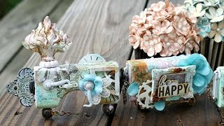 Train Party Decor With Miranda Edney On Live With Prima