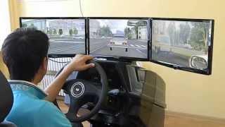 Симулятор вождения