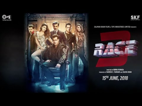 333 Interesting facts | Race 3 (2018) |...