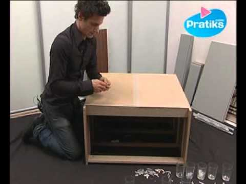 Comment assembler la commode 3 tiroirs malm d 39 ikea 4 6 youtube - Commode 3 tiroirs ikea ...