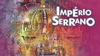 Império Serrano  2018 - Desfile Completo