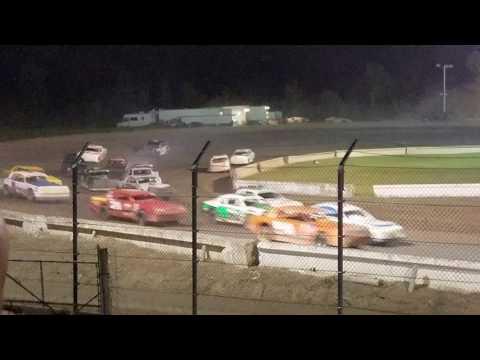 Jamestown Speedway Street Feature - 8/27/16